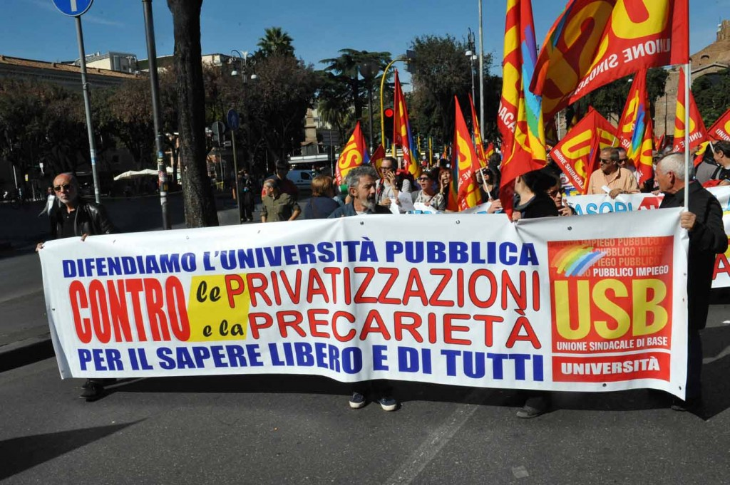 18.10.13-sciopero universita