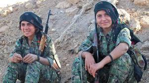 le donne di Kobane